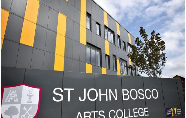 St. John Bosco Arts College