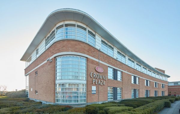 Crowne Plaza – Former Liverpool Airport Hotel